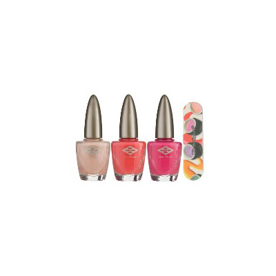 Beach Holiday Bio Sculpture Nail Pack