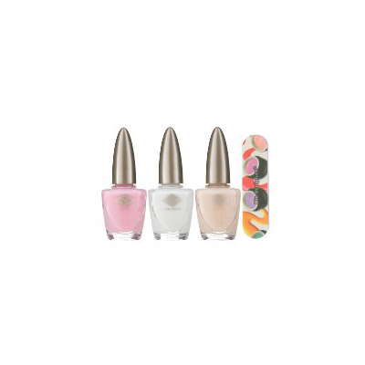Fantastic French Bio Sculpture Nail Polish Set