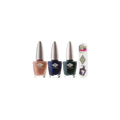 Folk Collection Bio Sculpture Nail Polish Set