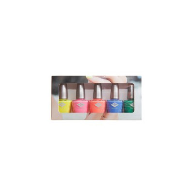 Bio Sculpture Happy Hippy Nail Collection