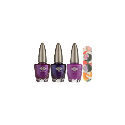 Purple Hues Bio Sculpture Nail Polish