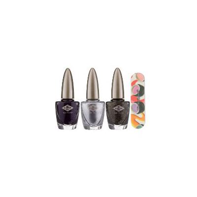 Rock & Crystal Collection Bio Sculpture Nail Polish Set
