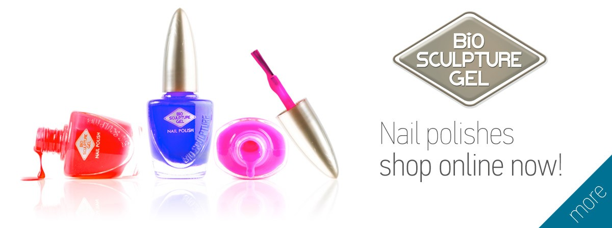 Buy Bio Sculpture Nail Polish Online